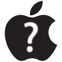 apple questionmark 1