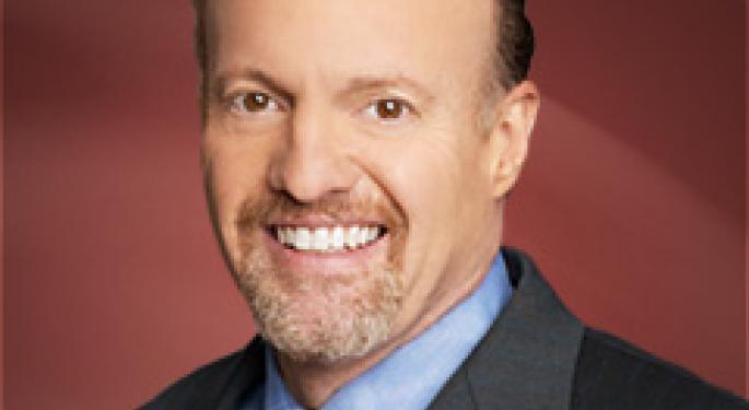 Jim Cramer Recommends PolyOne POL