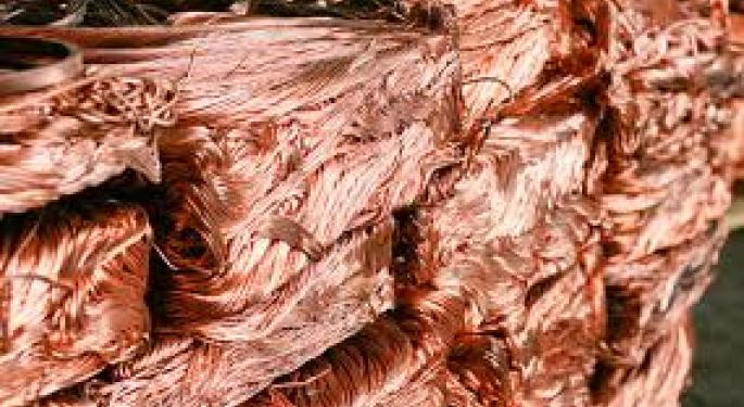 Copper Seasonal LONG Bias:
