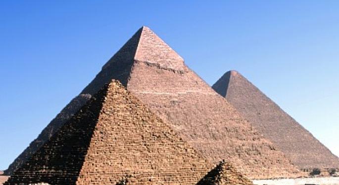 Egypt ETF Soars on U.S. Debt Deal