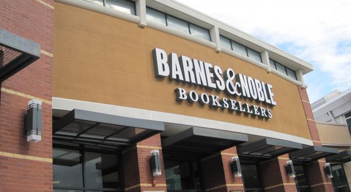Goodbye Bookstores? BKS, AMZN, BGP, AAPL, BLOAQ