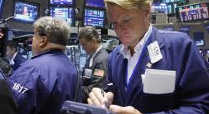 US Stock Futures Slightly Higher Ahead Of Economic Data