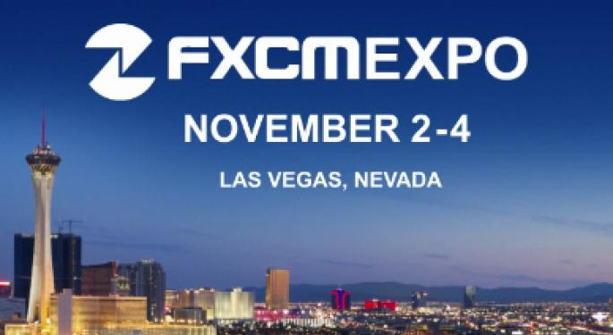 FXCM and E-Trade Come Together for the FXCM Expo