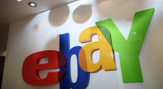 EBay At Resistance - Will It Be A Break-Out Or A Failure?
