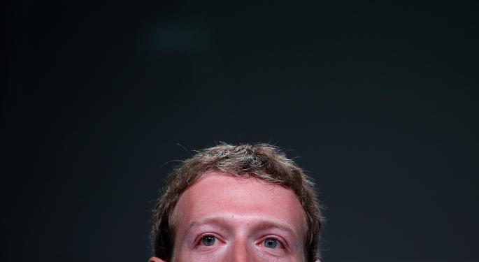 Looming Lawsuit & Zuckerberg Stock Sale Cause Drop In Facebook Shares