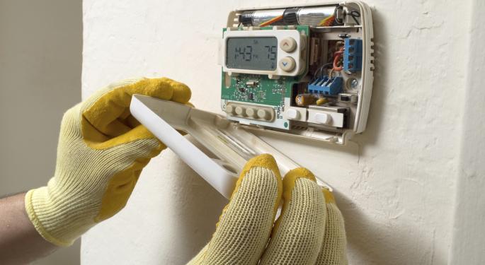 Honeywell Turns Up The Heat On Nest's Thermostat