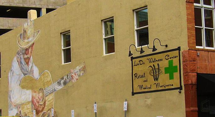 Denver Cannabis Shops Gear Up For Lucrative Tourist Trade