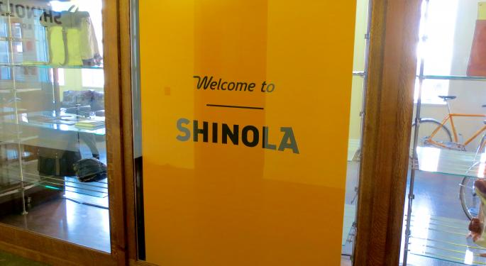 EXCLUSIVE: Shinola CEO Heath Carr Explains Why Detroit Makes Sense For Manufacturing