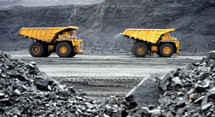 A New ETF For Resurgent Coal Stocks
