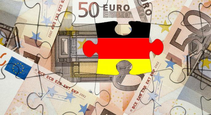 German Investor Sentiment Jumps to Pre-Debt Crisis Highs