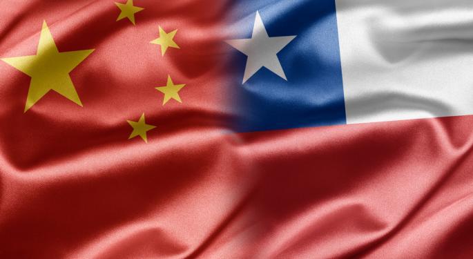 Chile May Not Need China to Shed Laggard Status