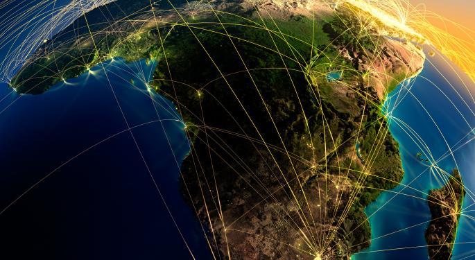 Breaking Down The African ETFs AFK, GAF, EZA, NGE