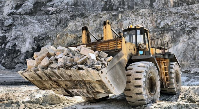 Walter Rumors Doing Little to Help Coal ETF