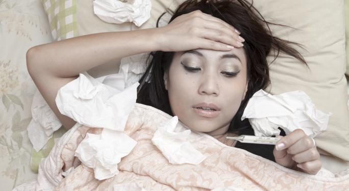 Will the Flu Season Make Your Portfolio Sick?