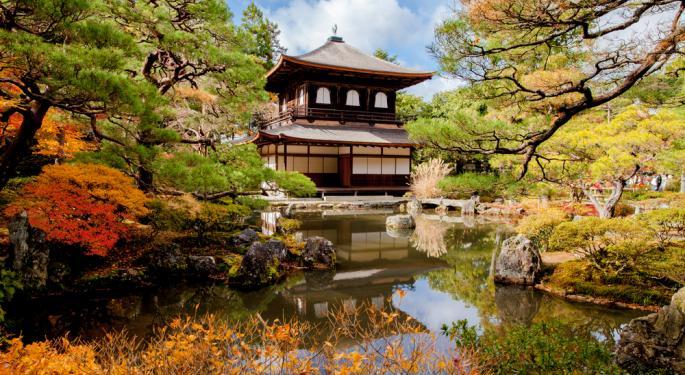 Abenomics Boosting Japan Small-Cap ETFs
