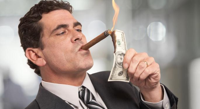 Barron's Recap: Banker to the World