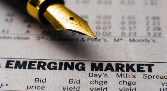 Five Star Stock Watch: Emerging Markets ETF