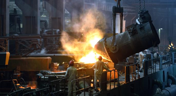 Bargain Hunting for Steel Stocks SLX, RIO, VALE