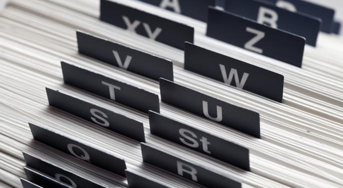 Barron's Recap: The New Indexing