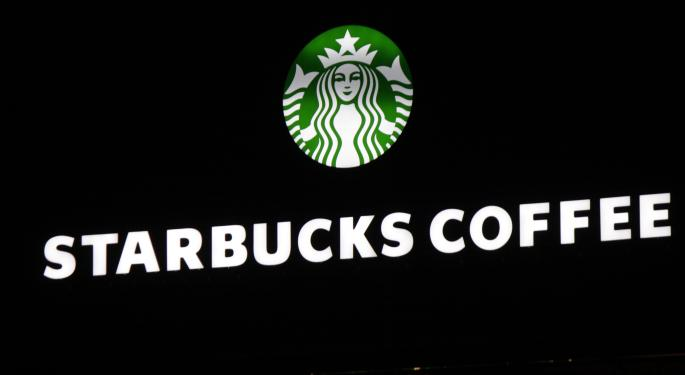 Starbucks Earnings Preview: Double-Digit EPS, Sales Growth Expected