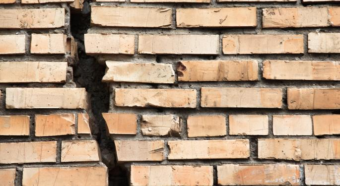 Cracking Foundations For Homebuilders ETFs?
