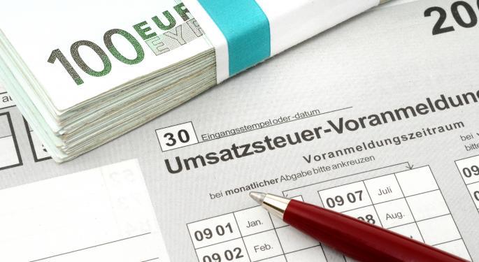 German Wage Growth Concerning