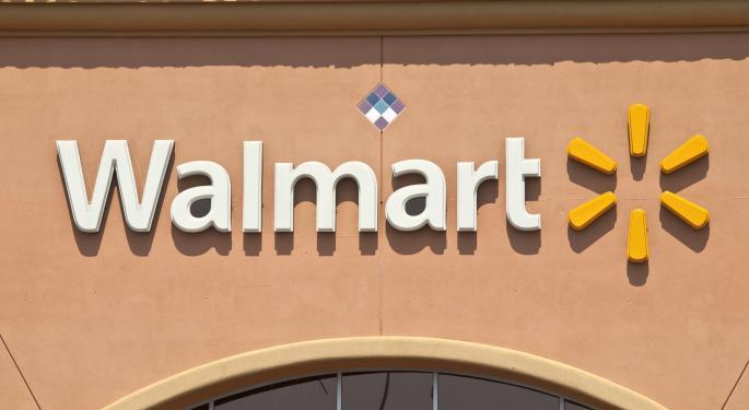 Wal-Mart Beats EPS Estimates, Increases Annual Dividend