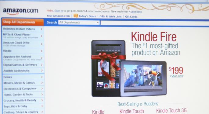 Amazon's Jeff Bezos Practically Confirmed the Kindle Smartphone