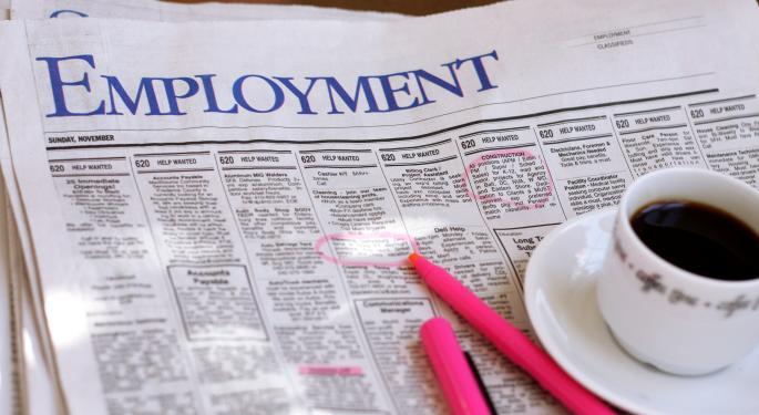 Dollar Sharply Lower After Non-Farm Payroll Miss