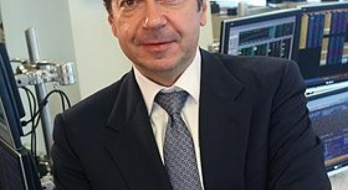 John Paulson Sees 50% Chance of Eurozone Breakup