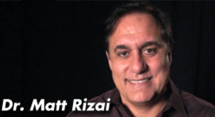 Creating Ideas with Matt Rizai, CEO of WebFilings, Part 1