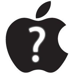 apple questionmark 1