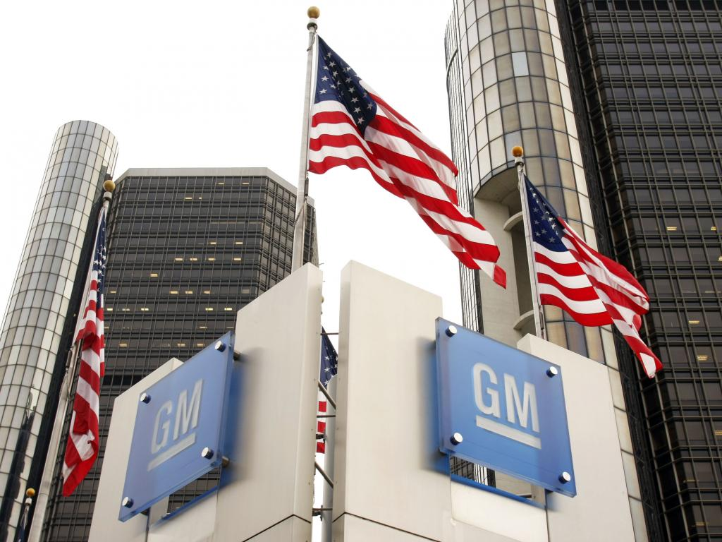 general motors gets positive reaction to financial objective hints. Cars Review. Best American Auto & Cars Review