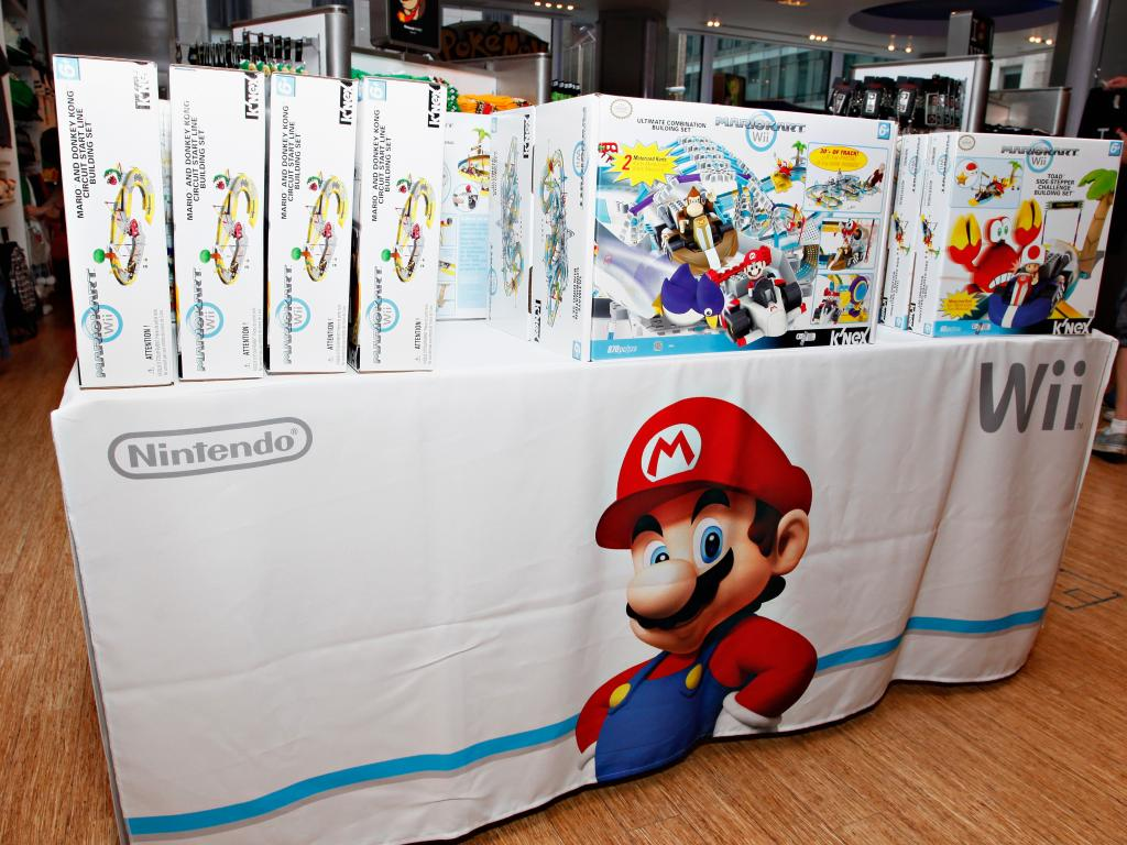 Will Super Smash Bros Mario Kart Save Wii U