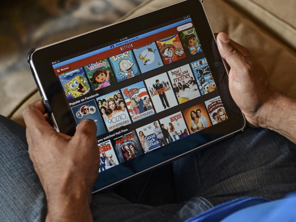 Netflix, Inc  (NASDAQ:NFLX) - Bob Peck: Netflix Worth $110 Sum-Of