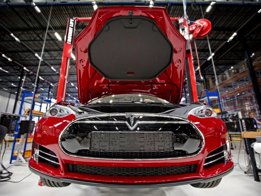 Ford Motor Company Stock Quote Stock Quote For Tesla Motors  Impremedia