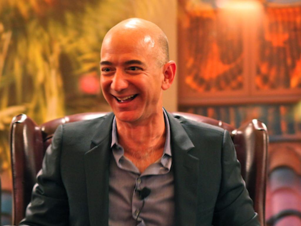 Amazon's Bezos Reveals Prime Service Has More Than 100 Million Members
