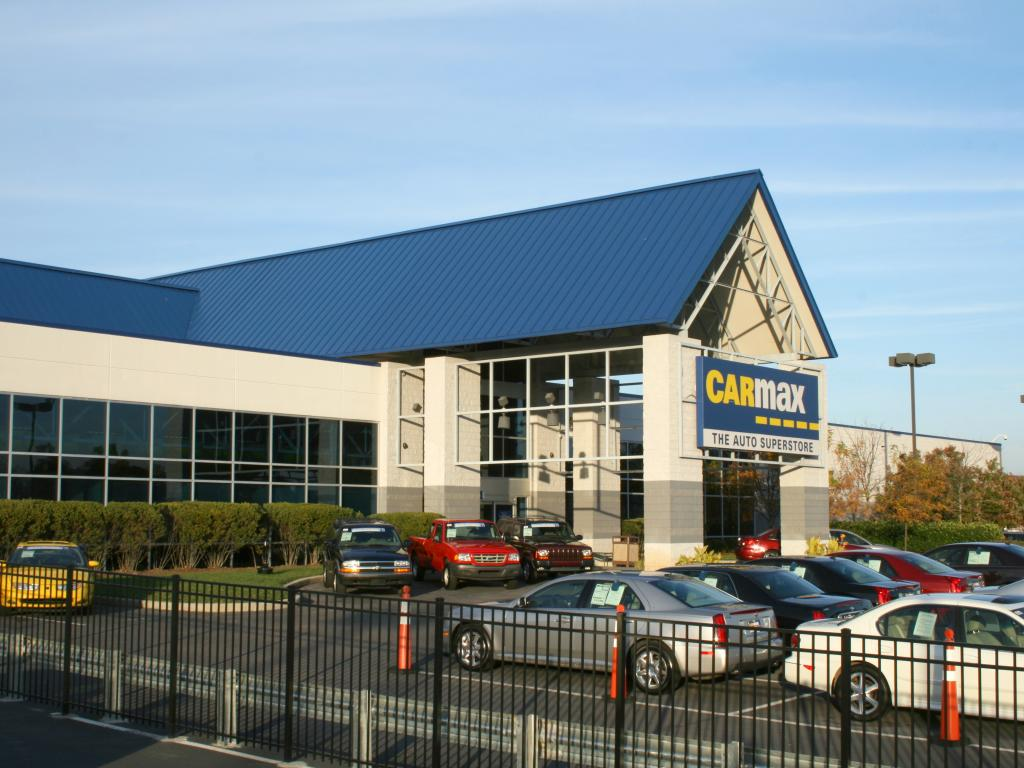 William R. Tiefel Sells 23000 Shares of CarMax Inc (KMX) Stock