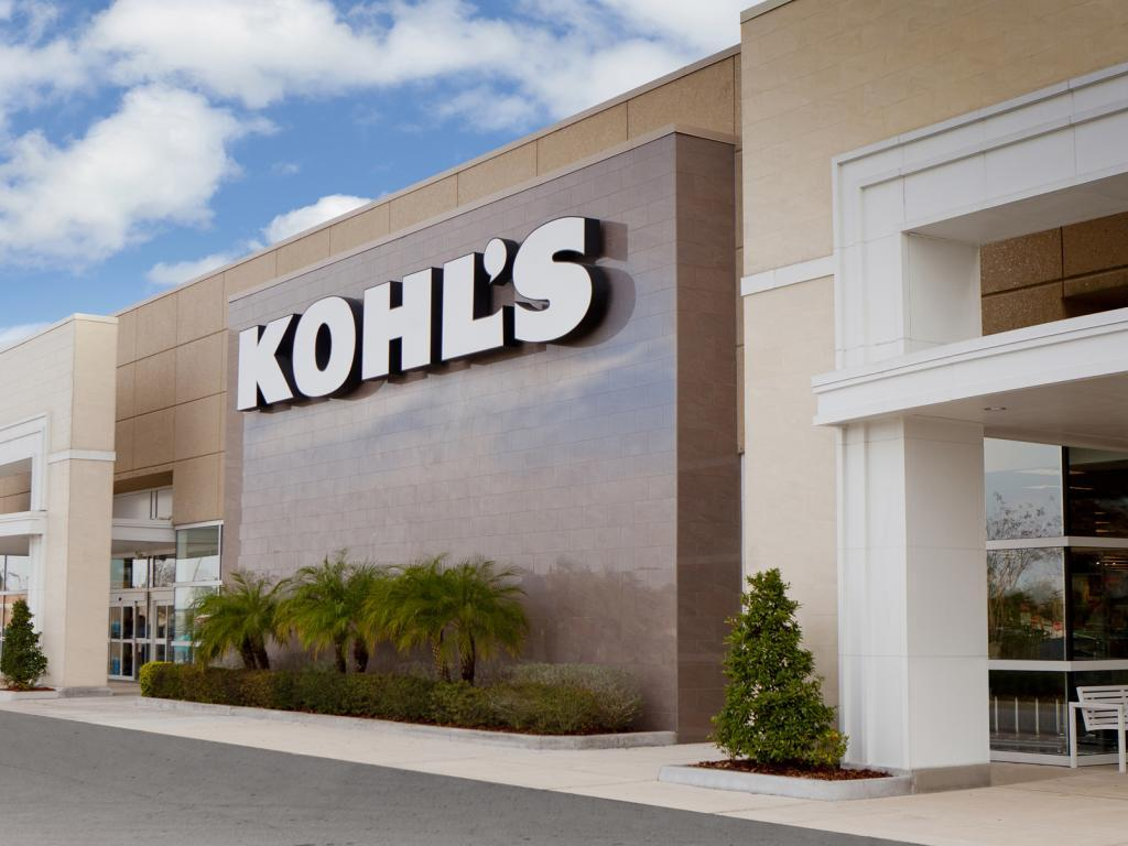 Kohl's will accept Amazon returns, even without shipping box
