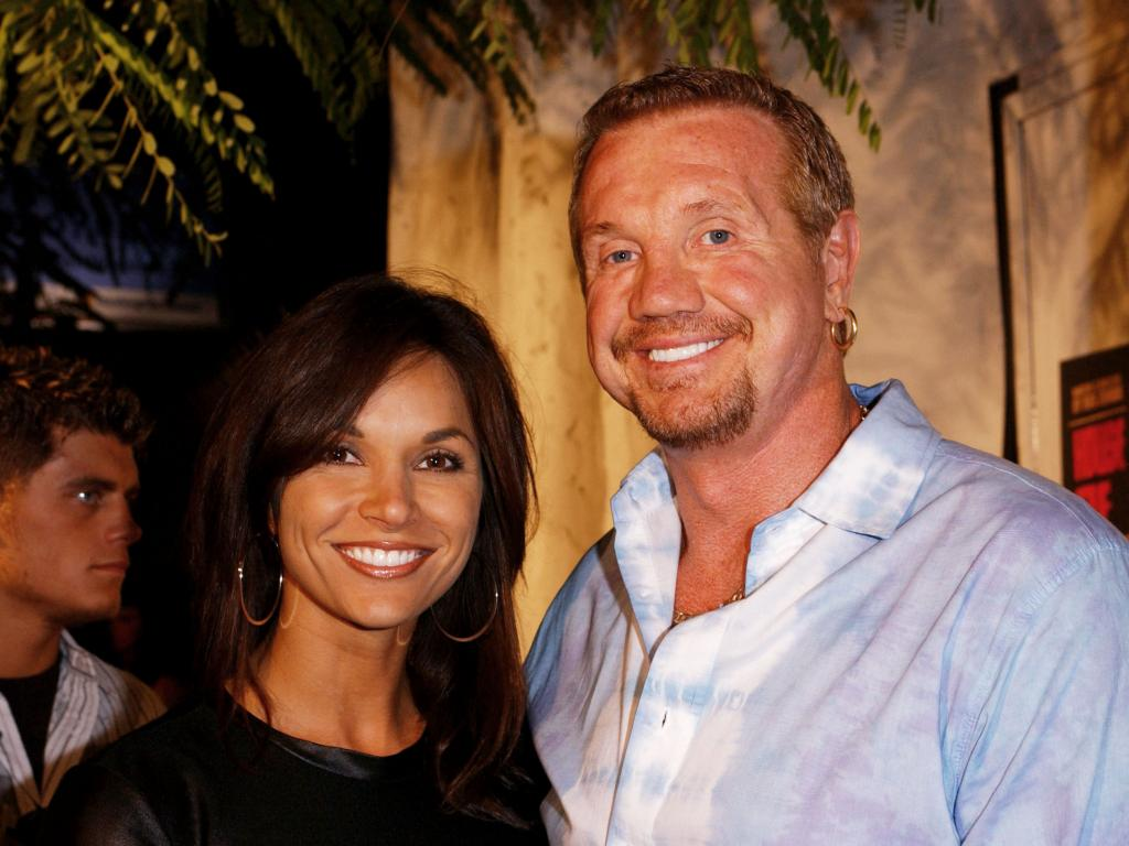 dallas page wife