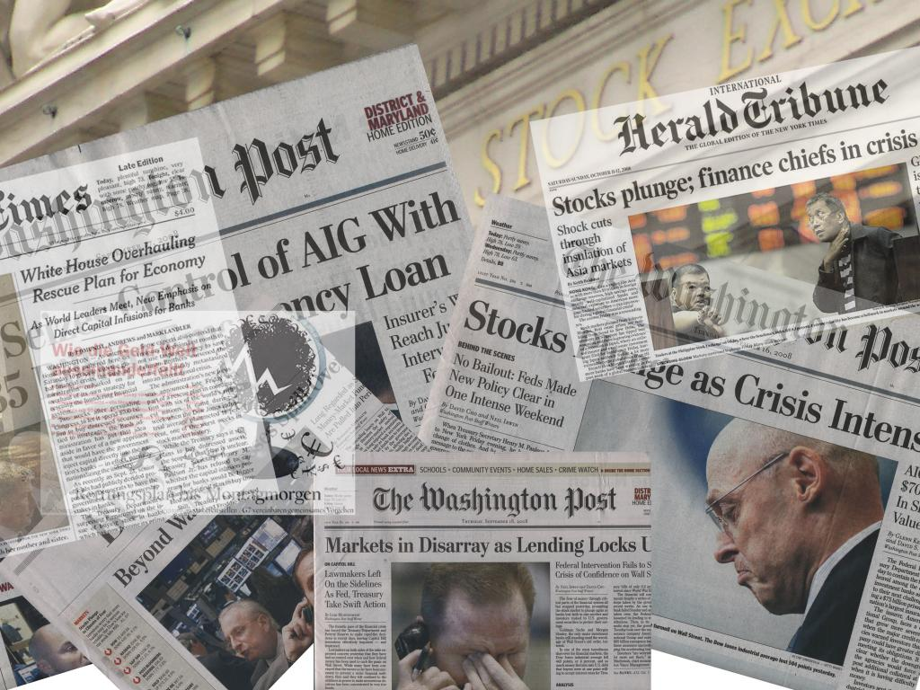 This Day In Market History, March 6: Dow Hits 2009 Financial Crisis Low   Benzinga