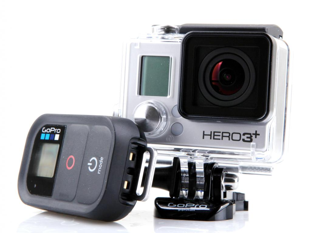 Apple Prepares for GoPro-Competitor