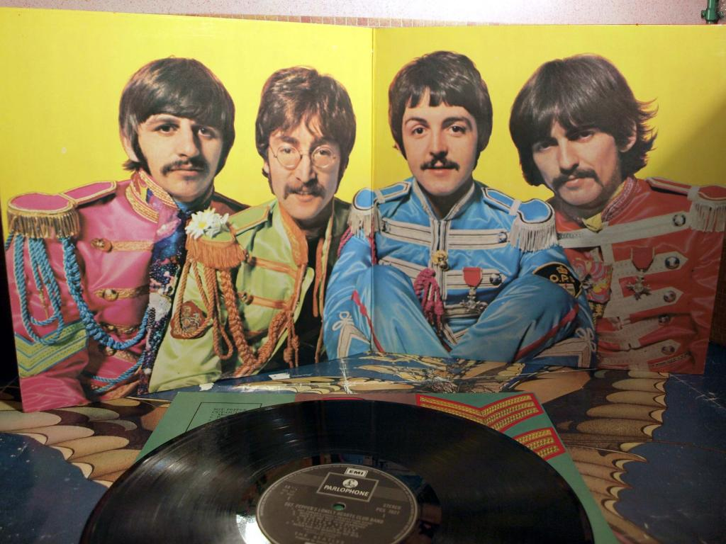 Yesterday And Today Some People Cant Stand Sgt Pepper Benzinga