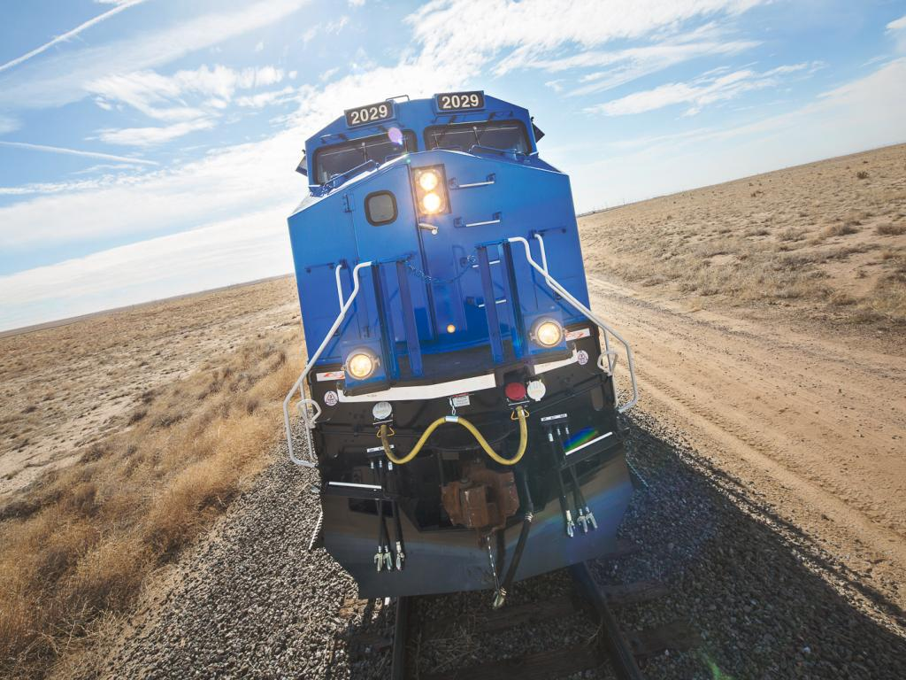 GE to merge rail division with Wabtec