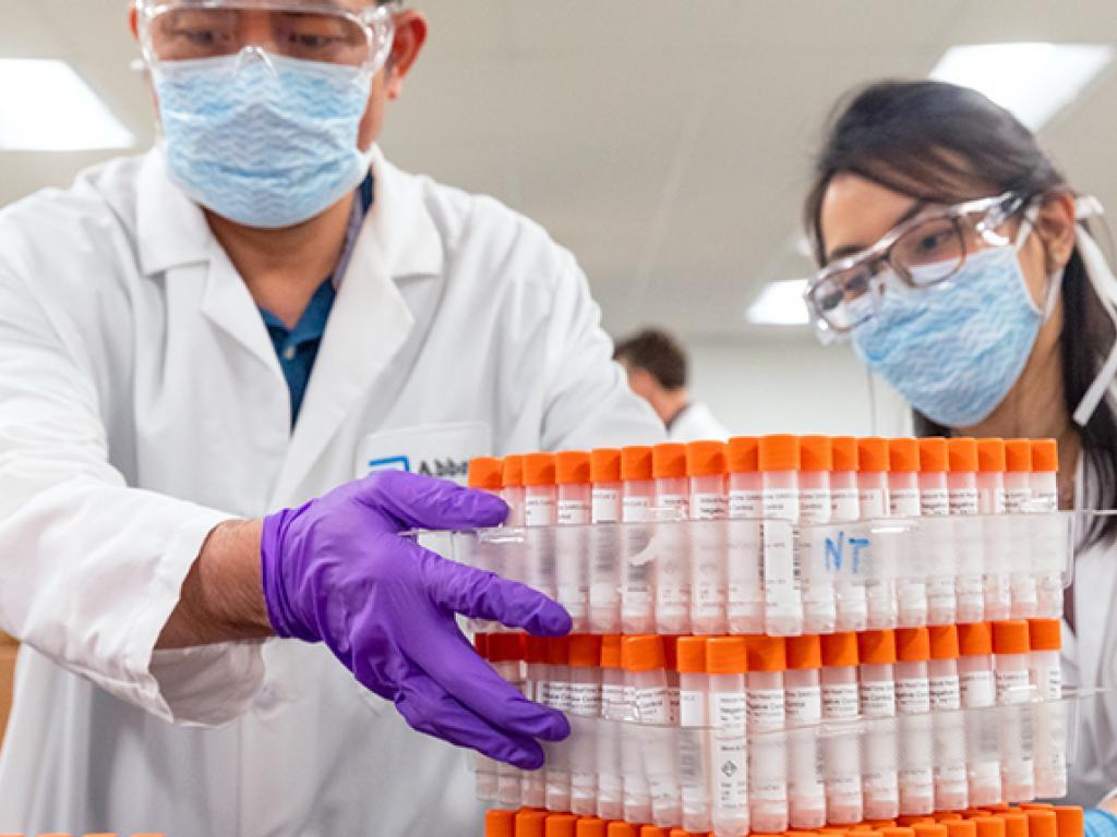 Detroit mayor talks about rapid coronavirus test