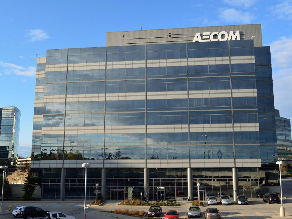 AECOM to sell management services unit for about $2.4 bln