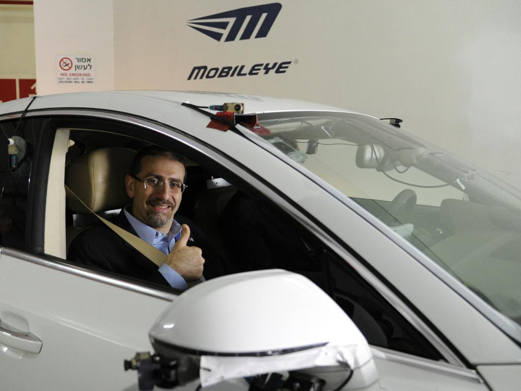 Mobileye Share Price >> Mobileye's Technology Not Suited For Autonomous Driving ...