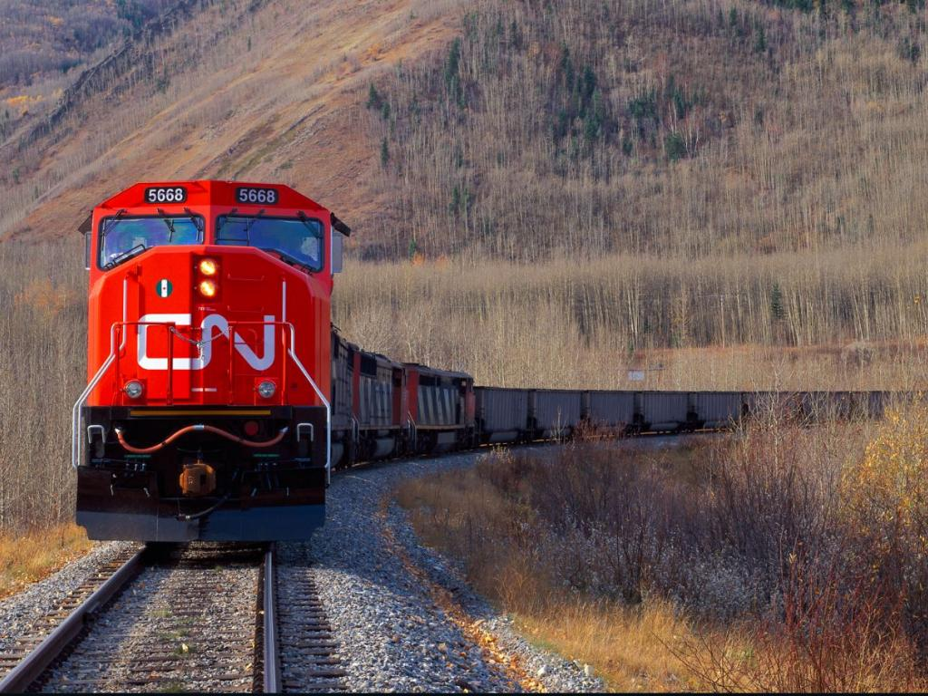 Canadian National Railway's (NYSE:CNI)