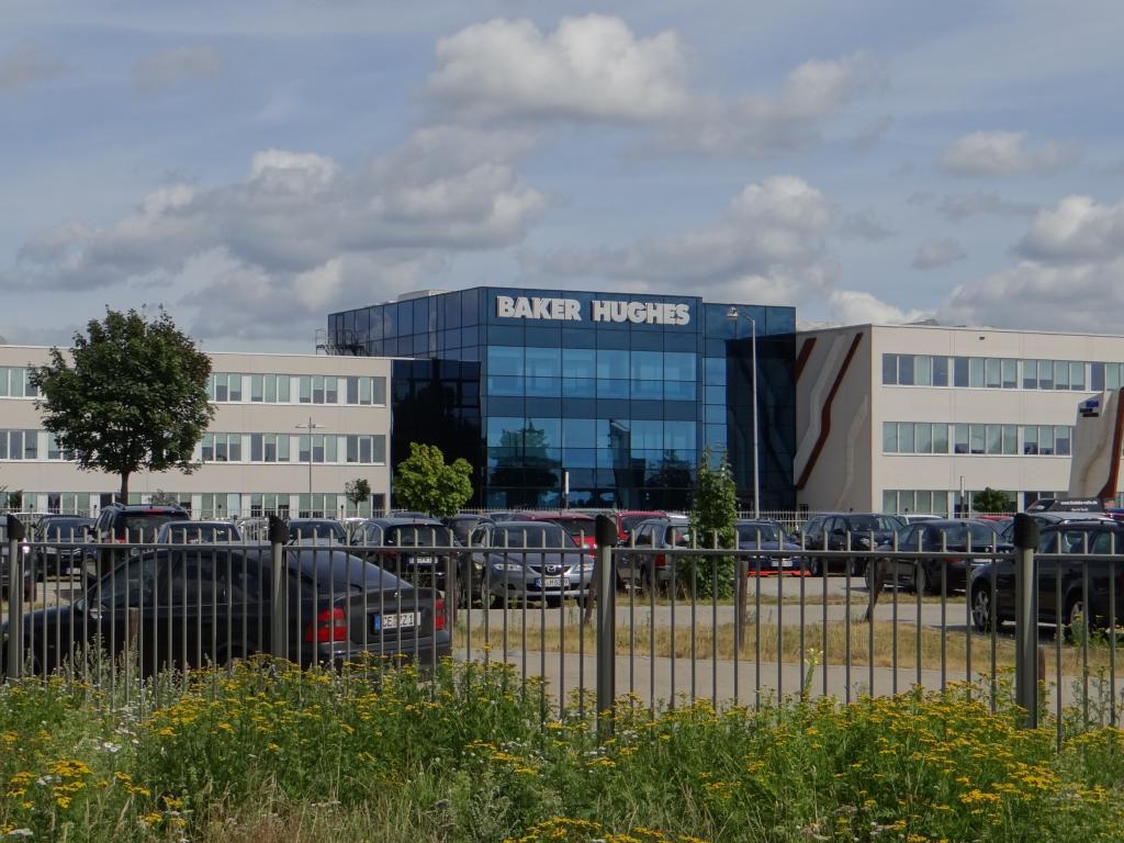 Baker Hughes General Electric