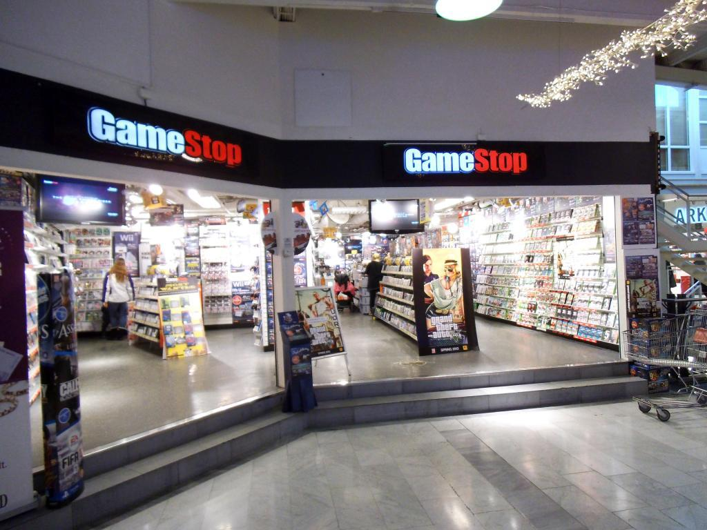 GameStop's New CEO Quits After Only Three Months
